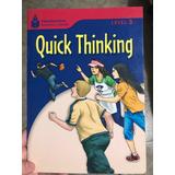 Libro quick Thinking