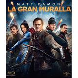 Blu Ray La Gran Muralla - The Great Wall Estreno Original