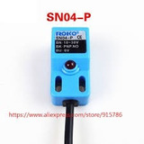 Sensor Inductivo Cuadrado Pnp Na 4mm De Det. Plc,cnc,impr. ¡