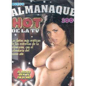 Almanaque Hot De La Tv 2009 Francese Farro Anderson