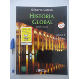 História Global Brasil E Geral Vol. 3 Médio Gilberto Cotrim