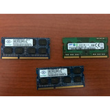 Memorias Ram 2 Gb Ddr3 Laptop
