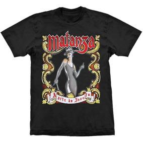 Camiseta Matanza A Arte Do Insulto