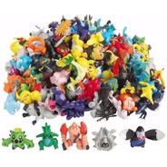 Miniatura Pokemon Go 24 Bonecos Sortidos Pikachu & Cia