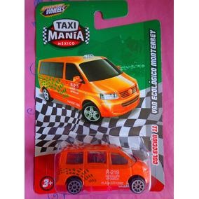 Taxi Mania Carro Van Monterrey