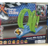 Set De Pista De Mini Motos Xtreme Bike 2 Motos