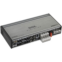 Amplificador Soundstorm Ssl Ev4.2k Mini (4x 200w Rms)