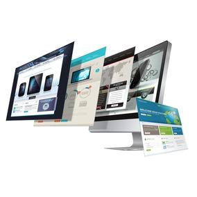 Criação De Website, Blog, Loja Virtual - Entrega Relâmpago