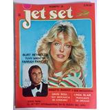 Farrah Fawcett En La Revista Jet Set Marzo 78