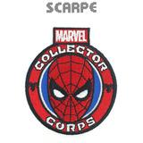 Funko Pop Parche Spiderman Exclusivo Marvel Original