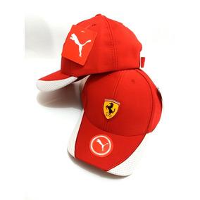 Adesivo Scuderia Ferrari - Bonés para Masculino no Mercado Livre Brasil 17536abb3d6