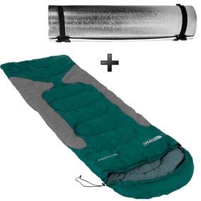 Saco De Dormir Acampamento Ntk+ Isolante Térmico Aluminizado