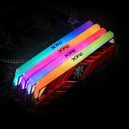 Memoria Rgb Adata Xpg Spectrix D41 16gb 3600mhz 2x8gb Cuotas