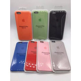Protector Silicona Case Iphone 6, 7 Y Plus En Caja Original¡