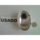 Vw Sedan Oval Reflejante Calavera Trasera Usado