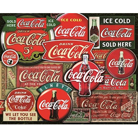 Rompecabezas - Coca Cola Classic - 1000 Piezas