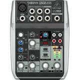 Mixer Behringer Xenyx Q 502usb