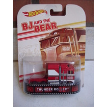 Hotwheels Bj And The Bear Thunder Roller 1:64 Mattel Camion