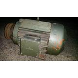 Motor Trifasico 6.6hp Siemens