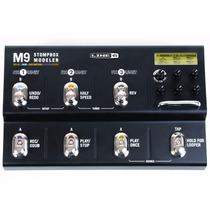 Pedaleira Line 6 M9 Stompbox Modeler N Tc Nova System Boss D