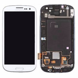 Display Pantalla Modulo + Tactil P/ Samsung Galaxy S3 I9300