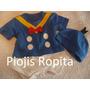Sets Disfraz 2p Mickey Minnie Donald Y +ropa Gap Polo Disney