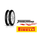 Cubierta Pirelli 2.75x17 City Demon - Tamburrino Hnos.