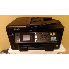 Impresora Epson Work Force Wf-3620