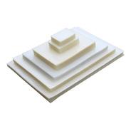 Pouch Plastificado 150 Micrones 59 X 83 Mm X 100 Unidades