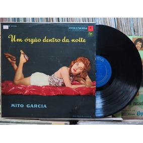 Mito Garcia Jerry Gart Um Órgão Dentro Da Noite Lp Columbia