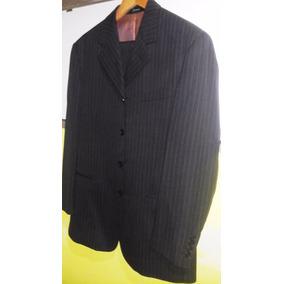 Terno Elegante Johnson Fabricacion Chilena Chaqueta Pantalon