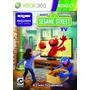 Plaza Sesamo Sesame Street Xbox 360 Kinect