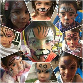 Maquillaje Infantil Base Agua Pintacaritas