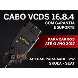 Cabo + Programa Vcds 16.8.4 Modelos 2017! Mercadoenvios X12