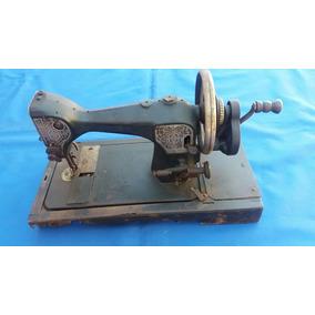 Máquina Costura Antiga Manivela.