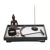 Mini Jardín Zen Estatua Buda Feng Shui 63080/ Fernapet