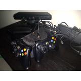 Xbox 360 ,2 Juegos,un Kinect,disco Duro 500 Gb,2mandos