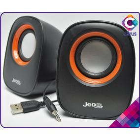 Cornetas Para Pc Altavoces Multimedia M600 Jedel