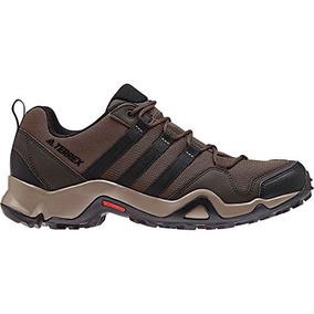 Tenis adidas Terrex Ax2r Cafe-negro Tallas 25 Al 29 Hombre