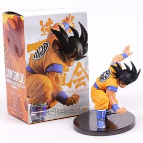 Action Figure Dbz Big Budoukai Son Goku Bandai Banpresto
