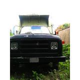 Camión Volteo Dodge