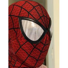 Mascara Homem Aranha Spider Man