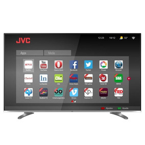 Tv Jvc 32 Smart Led Fullhd Lt-32n750u
