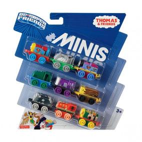 Tandf Minis Surtido De Locomotoras Dc 9 Pack