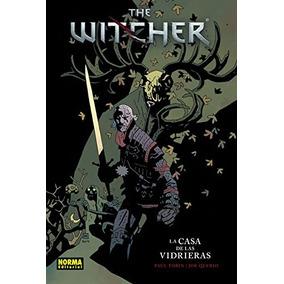 Libro The Witcher. La Casa De Las Vidrieras Segunda Edicion