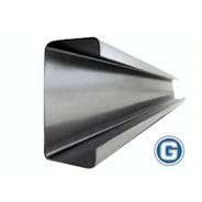 Perfil C Chapa Galvanizada De 100 X 50 X 15 X 1,6 Mm X 12 Mt Gramabi Correas Techo Estructural Vigas Cabriada Entrepiso