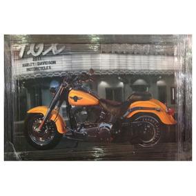Cuadro Decorativo Moto, Motocicleta Am 95x65 Envío Gratis