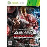 Tekken Tag Tournament 2 Importación Japón
