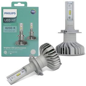 Par Lâmpada Philips Led Ultinon 6200k +160% Brighter Light