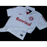 Camisa Internacional Inter Oficial Unif. 2 Nike 2013 / 2014